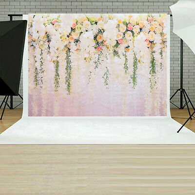 Party Backdrops Artificial Paper Flowers Wall Decor For