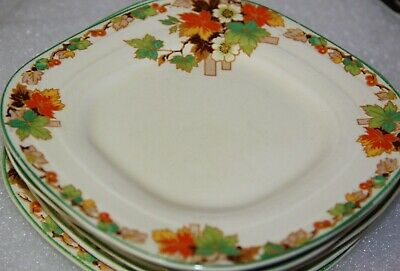 Grindley plates 14.5cm side plate bread and butter plate x 5 plates spare plates