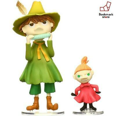 Medicom Toy UDF Moomin Series 2 Snufkin with Fishing Rod Figure from Japan NEW
