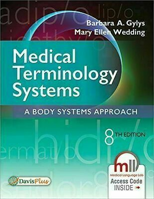 Medical Terminology Systems A Body Systems Approach 8th