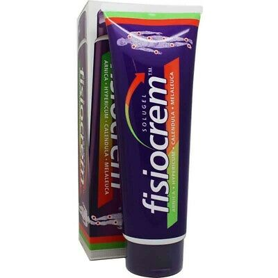 Fisiocrem Solugel 2 pack 250ml ** Free Shipping **