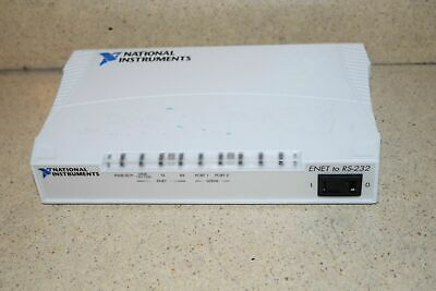 ^^ National Instruments Enet-232/2 Serial Interface Device