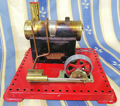 Mamod Dampfmaschine Made in England 14,5 cm