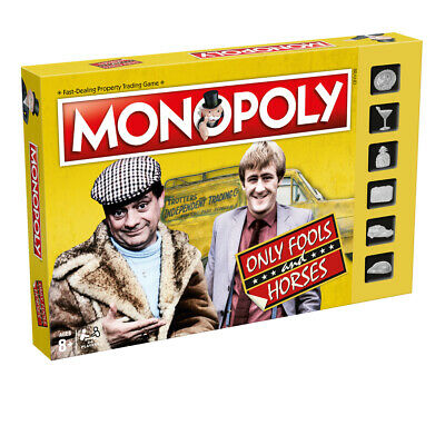 Only Fools and Horses Monopoly Board Game, Toys & Games, Brand New