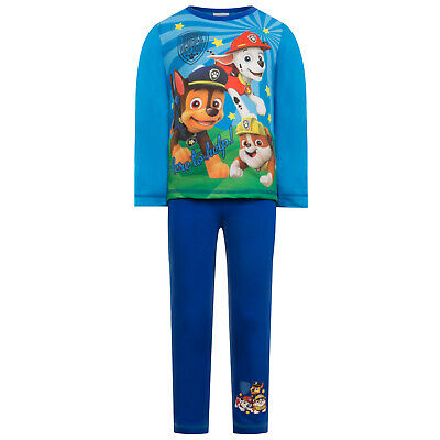 PAW Patrol Official Gift Baby Toddler Boys Pyjamas