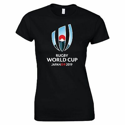 Rugby World Cup 2019 T-Shirt England wales scotland ireland Japan Women Ladies