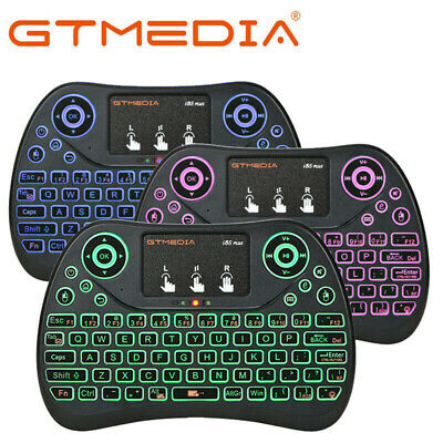GTMEDIA Mini I8 2.4G Wireles Keyboard Air Mouse Touchpad For PC Android TV Box