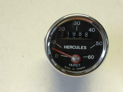 Hercules Prima 2 3 4 5 Optima original Huret Tacho 48mm