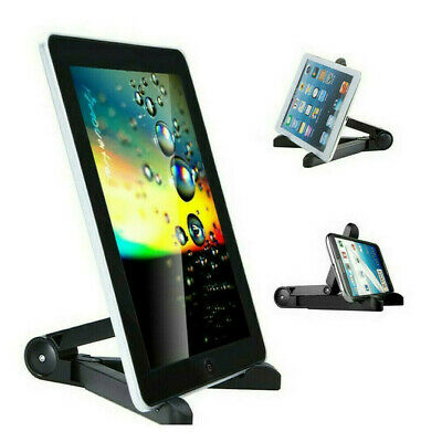Easy Portable Fold-up Table Holder Stand for Apple iPad Samsung Kindle Tablet