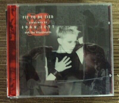 JOAN JETT & BLACKHEARTS Fit To Be Tied: Great Hits By... CD Record Club edition