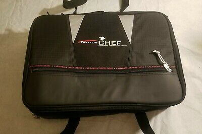 New Travelin Chef Thermal Insulated Bag