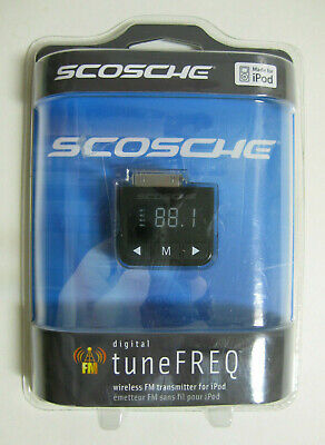 Scosche FMTD2 tuneFREQ Wireless FM Transmitter with Digital Display