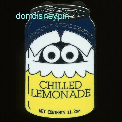 Disney Pin *Delicious Drinks* Mystery Collection - Soda Can (Lemonade ONLY)!