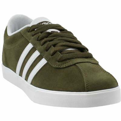ADIDAS COURTSET Casual Sneakers Green Womens