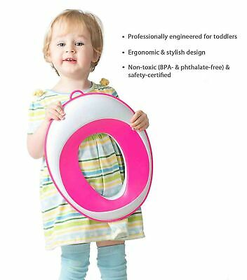 Colorful Potty Training Toilet Baby Portable Toddler Chair Kids Girl Boy Trainer