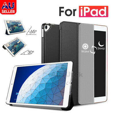 Folio Case for Apple iPad Air 3 2019 iPad Pro 11 10.5 iPad 10.2 Shockproof Cover