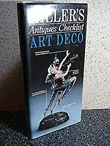 Millers Antiques Checklist Art Deco., , Used; Good Book