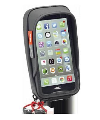 Port Smartphone Cellular Givi S957B Universal for Motorcycles and Scooters