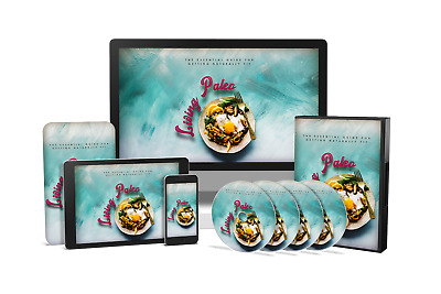 Living Paleo Guide and Video Upgrade! PLR With Resell Rights!