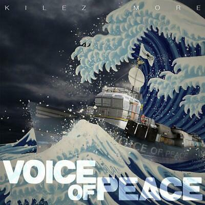KILEZ MORE  Voice Of Peace  (Neues Hip Hop Album 2019 )  CD NEU & OVP 04.10.2019