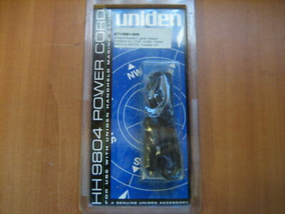 Uniden HH9804 Power Cord for Marine Handheld Radios - Free Shipping