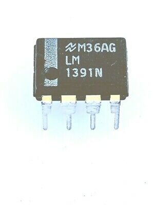 LM308N IC Microchip National Semiconductor Lot of 1 pcs