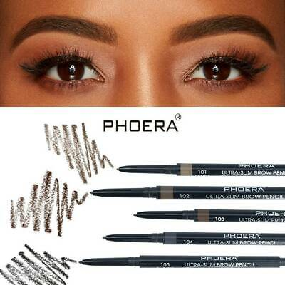 Double End Microblading Tattoo Eyebrow Pen Pencil Brush Waterproof Long-lasting