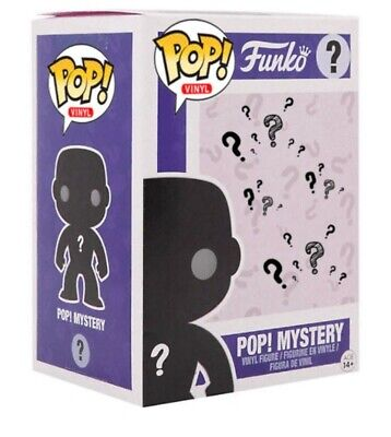Funko Pop Mystery Box! Exclusives, Grails, Chases, Vaulted, And Commons!