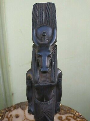 Antique Statue Rare Ancient Egyptian Pharaonic