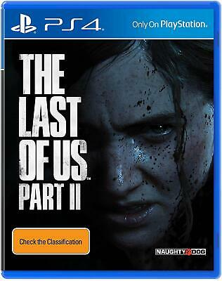 The Last of Us Part 2 II (PlayStation 4) Preorder May 29 2020