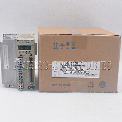 New In Box Yaskawa SGDH-15DE SGDH15DE One year warranty