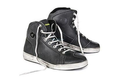 Shoes Stylmartin Chester Black Size 36 Upper Skin Lining Waterproof