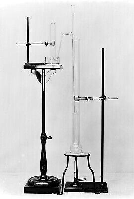 Victor Meyer's Apparatus Borosilicate Glass Free Shipping World Wide