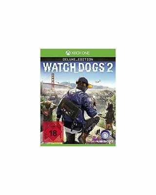 Xbox One Game Watch Dogs 2 Deluxe Edition New