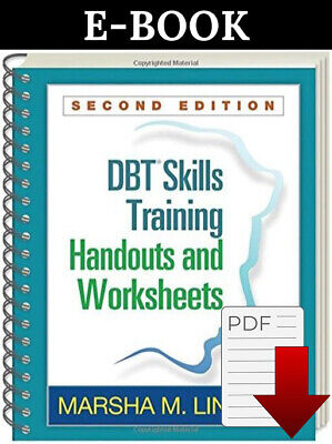 DBT Skills Training Handouts and Worksheets 2 th ( P.D,F ) ⚡ fast delivery ⚡