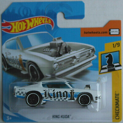 fjy92-HW Checkmate-Voiture miniature 1//64 HOT WHEELS-Ford Mustang