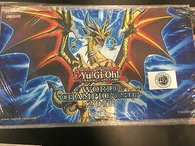 Yugioh! World Championship 2018 Celebration Playmat