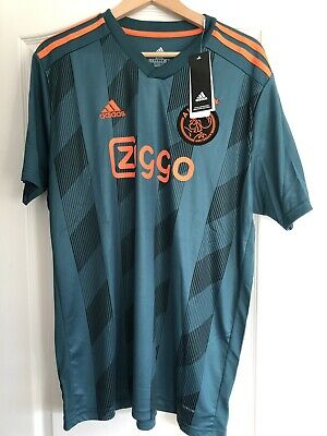 Ajax Away Shirt 19/20 Season- BRAND NEW WITH TAGS- SIZE LARGE