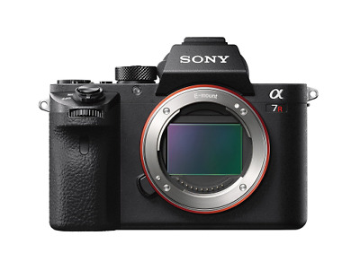 Sony Alpha A7R Mark II Digital Camera Body (ILCE-7RM2)