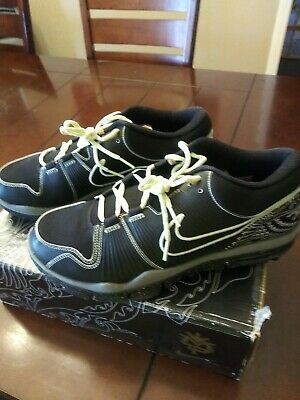 Nike Trainer 1 P.E. Lights Out PacMan Glow in Dark Pacquiao DS NIB 12