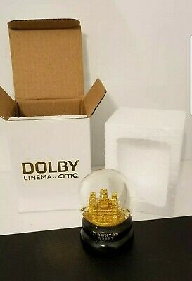 Downton Abbey Movie Commemorative Snowglobe Limited Edition