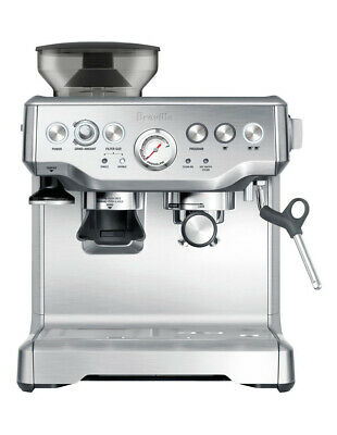 Breville the Barista Express Coffee Machine Stainless Steel BES870BSS