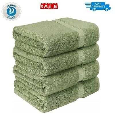 MFH SMALL 30X50cm MILITARY TERRY CLOTH HIKING HUNTING COTTON TOWEL OLIVE GREEN