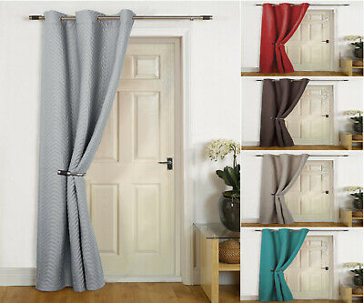 New Ontraio Thermal Door Curtain Curtains Energy Saving Reduce Heat Loss