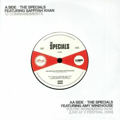 "SPECIALS, The - 10 Commandments (Record Store Day 2019) - Vinyl (limited 7"")"