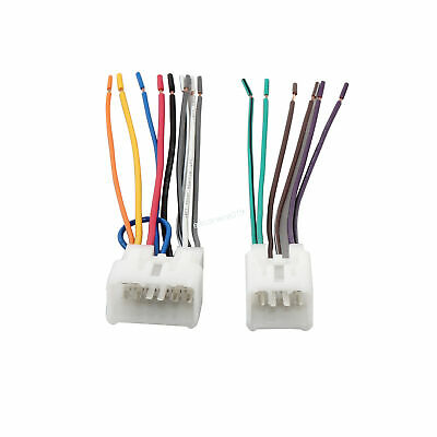 Aftermarket Stereo Radio Wire Harness For Toyota 4Runner Camry RAV4 1987-2010