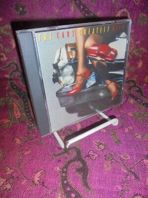 Cd-1995-The Cars-Greatest Hits-Rock Music-Just What I Needed+