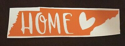 """You Choose Size 2/""""-28/"""" Tennessee Vols Volunteers Color Vinyl Decal Sticker"""