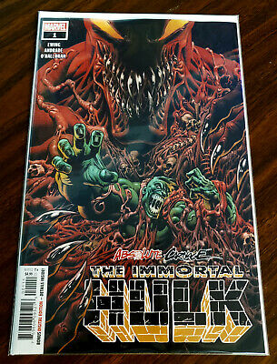 ABSOLUTE CARNAGE: THE IMMORTAL HULK #1 Variant