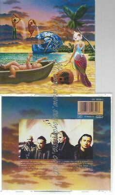 Cd--Journey--Trial By Fire